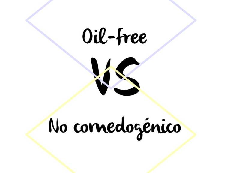 oil free - no comedogenico